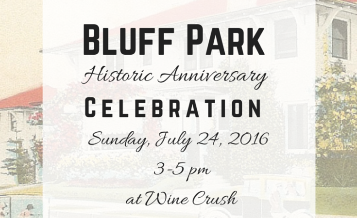 Bluff Park HIstoric Anniversarycelebration